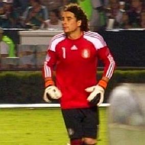facts on Guillermo Ochoa