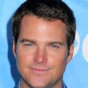 Chris O'Donnell facts