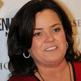 Rosie O'Donnell facts
