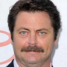 Nick Offerman facts