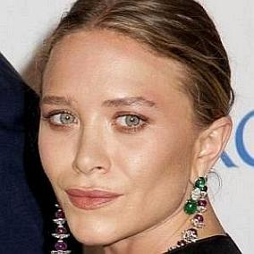 Mary-Kate Olsen facts