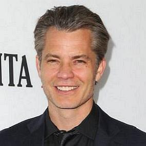 Timothy Olyphant facts