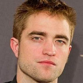 Robert Pattinson facts