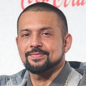 facts on Sean Paul