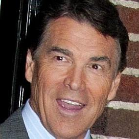 Rick Perry facts