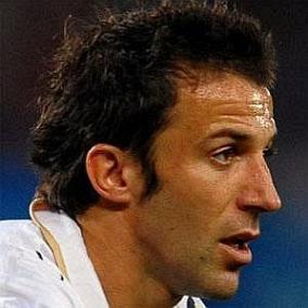 Alessandro Del Piero facts
