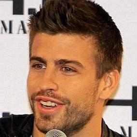 facts on Gerard Pique