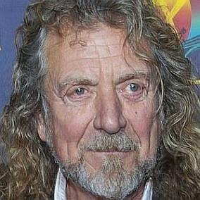 Robert Plant facts
