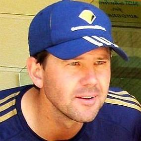 Ricky Ponting facts