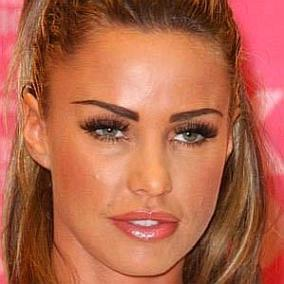 Katie Price facts
