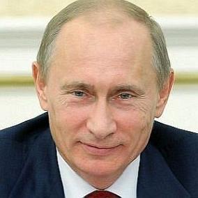 facts on Vladimir Putin