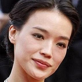 Shu Qi facts