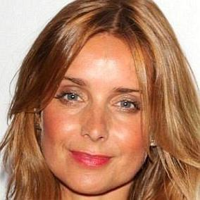 Louise Redknapp facts