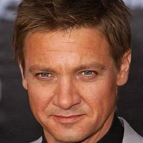 facts on Jeremy Renner