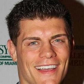 Cody Rhodes facts