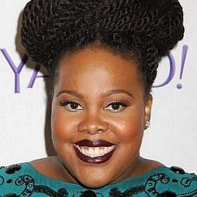 facts on Amber Riley
