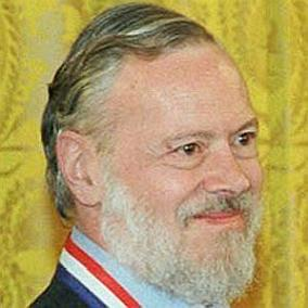 facts on Dennis Ritchie