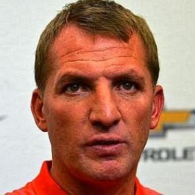 Brendan Rodgers facts