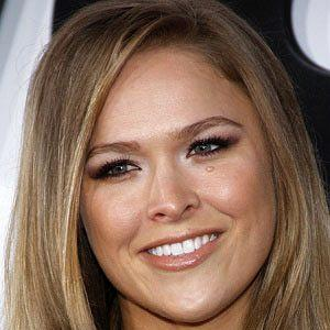 facts on Ronda Rousey