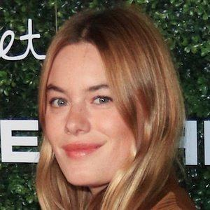Camille Rowe facts