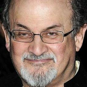 Salman Rushdie facts