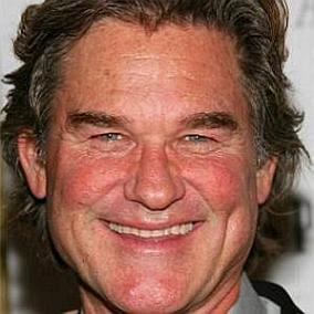 Kurt Russell facts