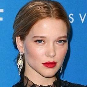 Lea Seydoux facts
