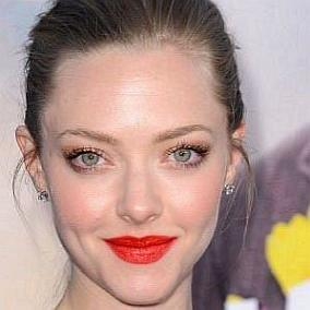 Amanda Seyfried facts