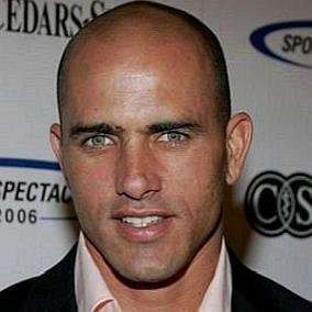 facts on Kelly Slater