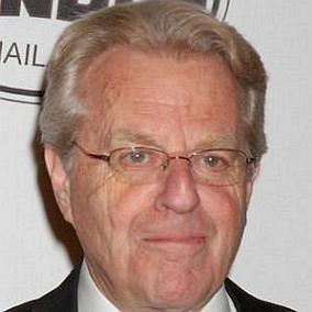 facts on Jerry Springer