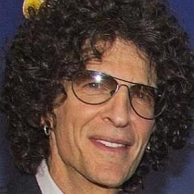 facts on Howard Stern