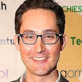facts on Kevin Systrom