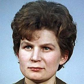 Valentina Tereshkova facts