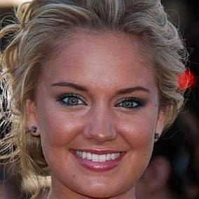 facts on Tiffany Thornton