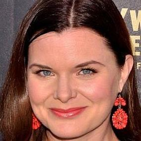 Heather Tom facts
