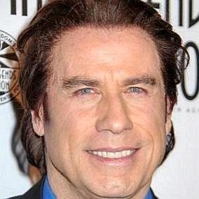 facts on John Travolta