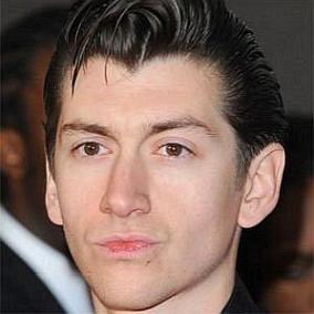 Alex Turner facts