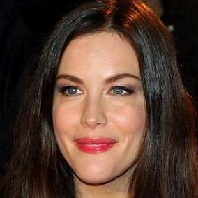 Liv Tyler facts