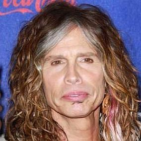 Steven Tyler facts