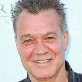 Eddie Van Halen facts