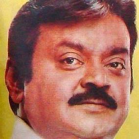 Vijayakanth facts