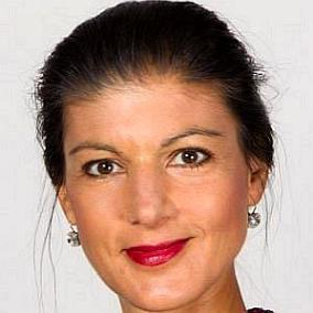 Sahra Wagenknecht facts