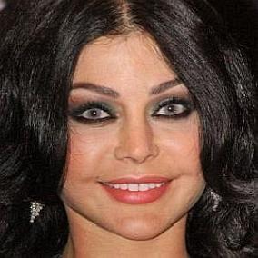 Haifa Wehbe facts
