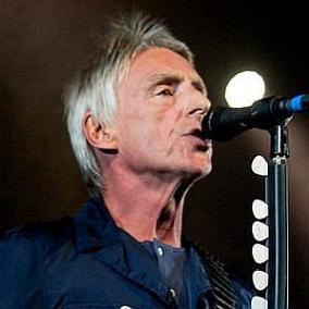 Paul Weller facts
