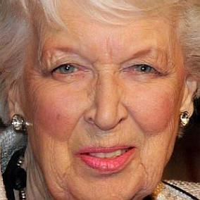 facts on June Whitfield