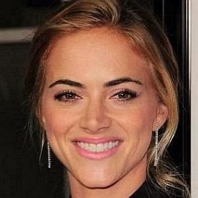 Emily Wickersham facts