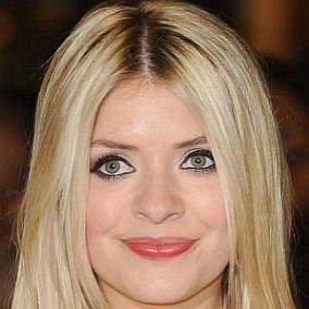 facts on Holly Willoughby