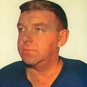 facts on Gump Worsley