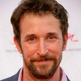 Noah Wyle facts