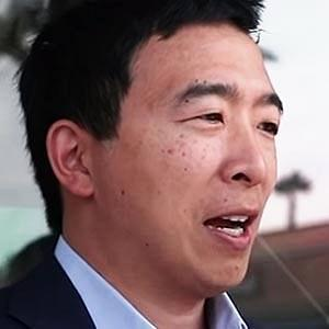 Andrew Yang facts